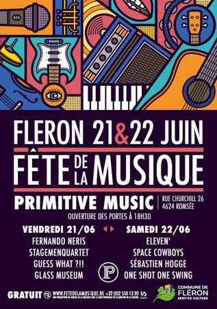 Fête de la musique à Fléron